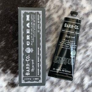 barr co Makeup - Barr Co Reserve Hand + Body Cream